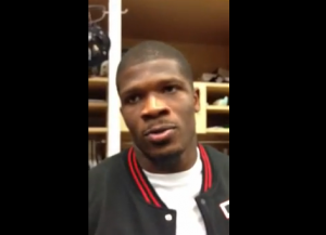 Andre Johnson talks to Nate Griffin about the Texans win over Cincinnati and looks ahead to New England next week.