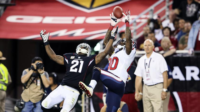 Andre Johnson's TD Catch a Best Play of the Season