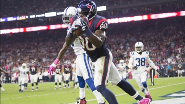 When it comes to defense, Andre Johnson knows greatness when he sees it