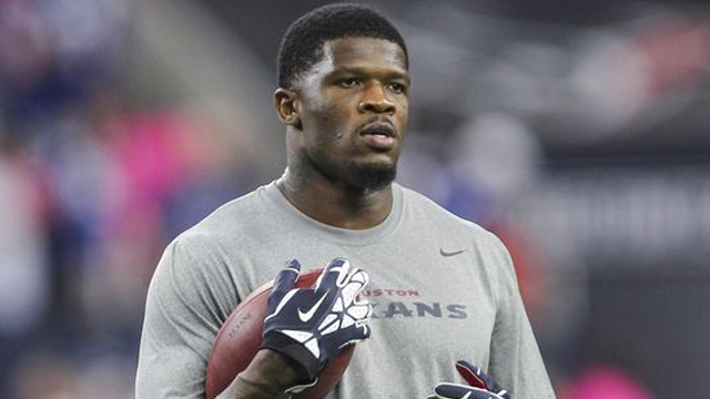 Andre Johnson reaches another receiving milestone