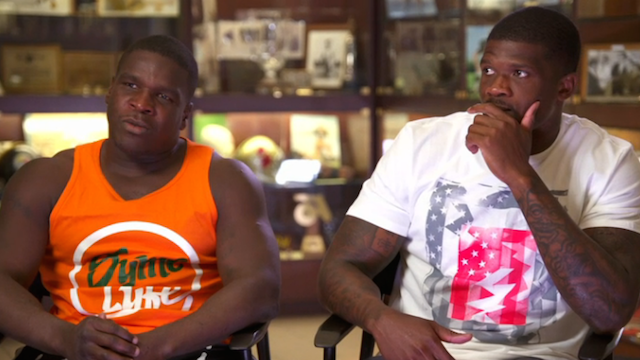 How Andre Johnson & Frank Gore reunited as Colts